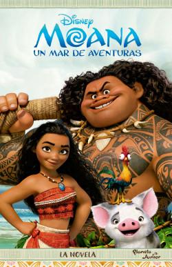 Moana La Novela Disney Planeta De Libros