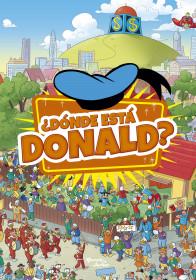 Pato Donald. ¿Dónde está Donald?